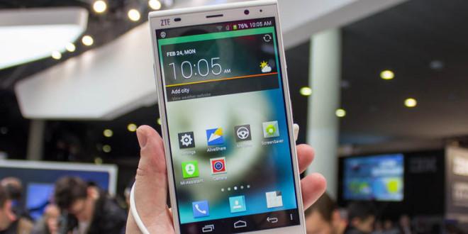 ZTE Grand Memo II LTE представлен официально