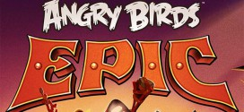 Angry Birds Epic Logo