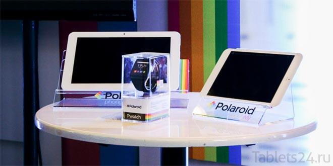 Планшеты Polaroid