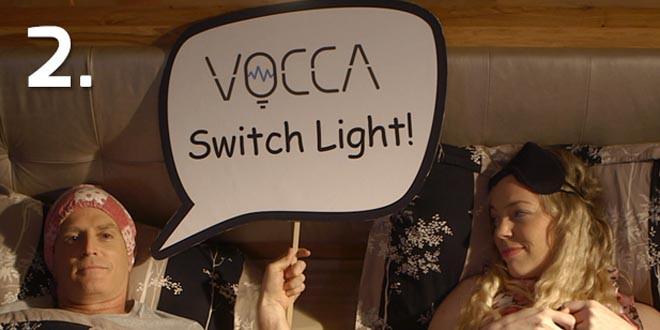 Vocca - управление светом голосом