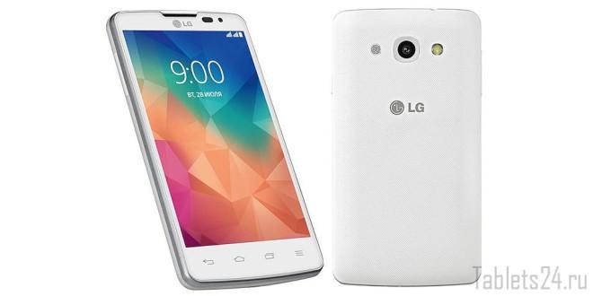 LG L60 представлен в России