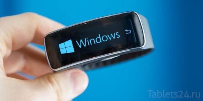 Умные часы Microsoft