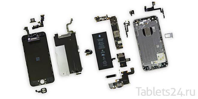 Apple iPhone 6S себестоимость
