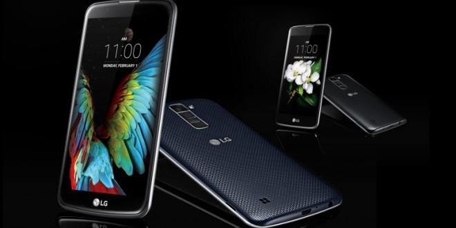 LG K7 и K10