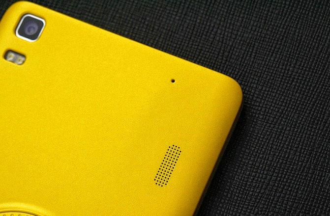 Камера Lenovo K3 Note