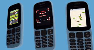 Официально представлены ультрабюджетные Nokia 105 и 130