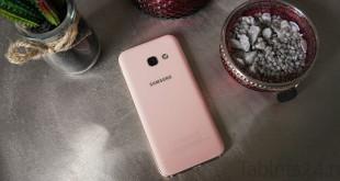 Samsung Galaxy A3 (2017) начал обновляться до Android 7.0 Nougat