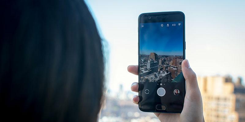Камера OnePlus 5