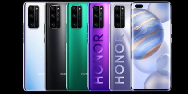 Анонс Honor 30 и Honor 30 Pro