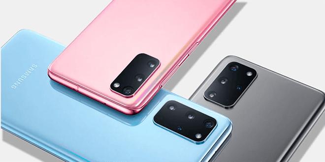 Обновление Samsung Galaxy S20