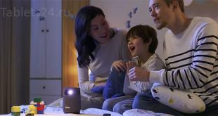 ASUS представил портативный проектор ZenBeam Latte L1