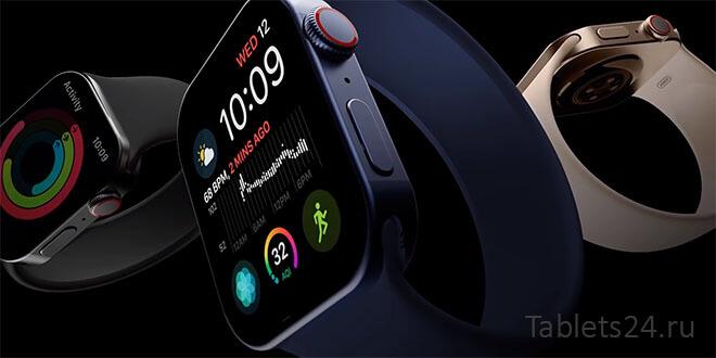 Новое поколение Apple Watch получит обновленный дизайн
