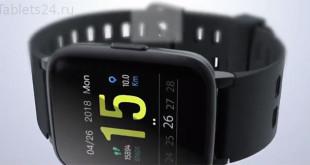 Представлены умные часы Gionee Smartwatch 7 с пульсоксиметром и дополнительной защитой
