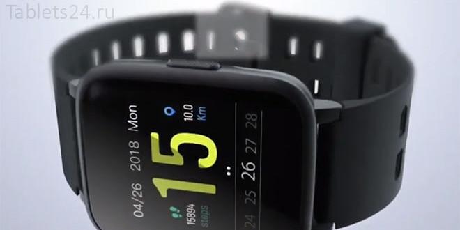 Презентованы новые Gionee Smartwatch 7 с пульсоксиметром и защитой от воды
