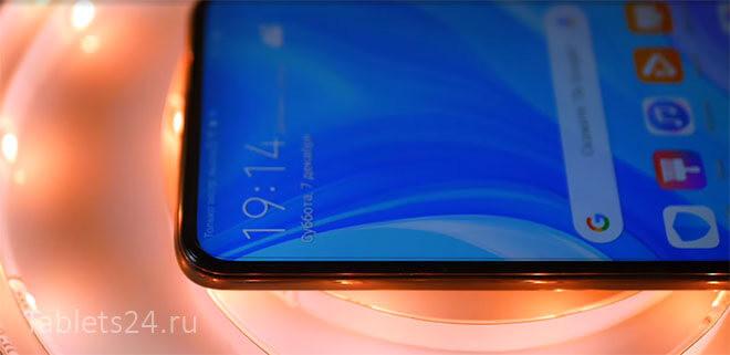 Huawei запатентовала смартфон с селфи-камерой под дисплеем